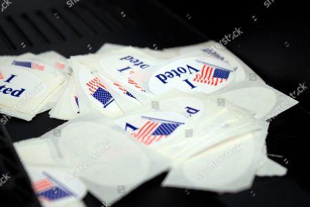 Editorial picture of Election-New Mexico, Albuquerque, USA - 03 Nov 2016