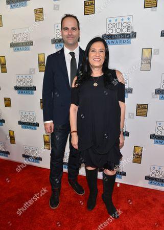 Editorial image of Critics Choice Documentary Awards, New York, USA - 03 Nov 2016