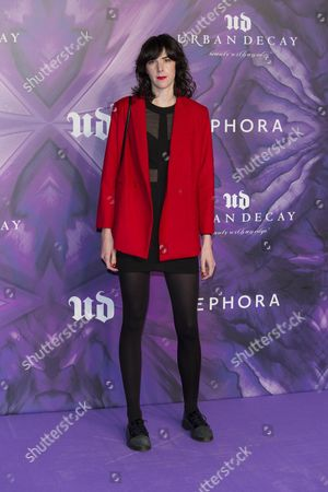 Editorial picture of Sephora and Urban Decay Anniversary, Madrid, Spain - 03 Nov 2016