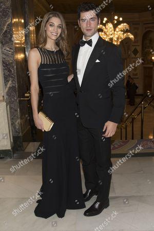Samantha Gradoville and Sean O'Pry
