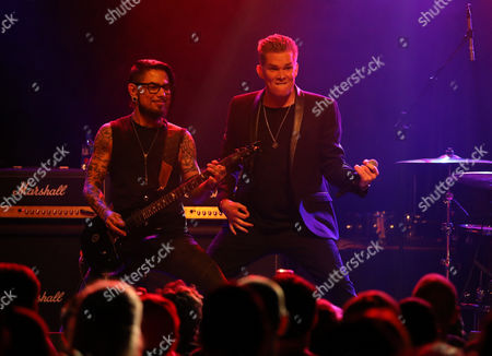 Mark McGrath, Dave Kushner,