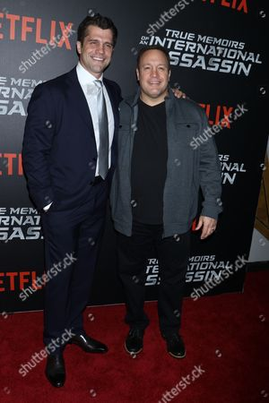 Jeff Wadlow, writer/diretor and Kevin James