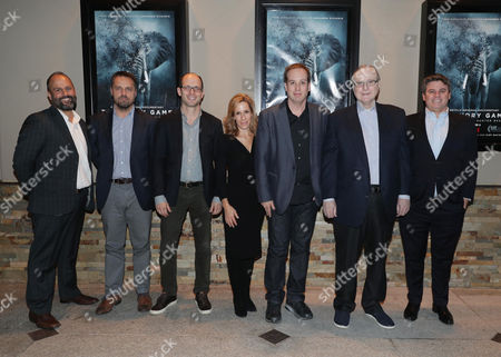 Ted Richane, Andrea Crosta, Jason Spingarn-Koff, Carole Tomko, Kief Davidson, Paul G. Allen, Adam Del Deo