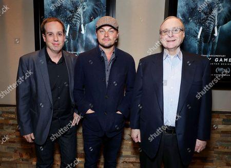 Kief Davidson, Leonardo DiCaprio, Paul G. Allen