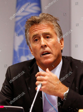 Christopher Kennedy Lawford U.S. actor Christopher Kennedy Lawford speakes at a press conference as goodwill ambassador on drug dependence treatment and care for United Nations Office on Drugs and Crime, UNODC, at the International Center, in Vienna, Austria, on
