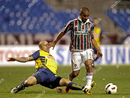 Editorial photo of Brazil Mexico Soccer Copa Libertadores, Rio de Janeiro, Brazil