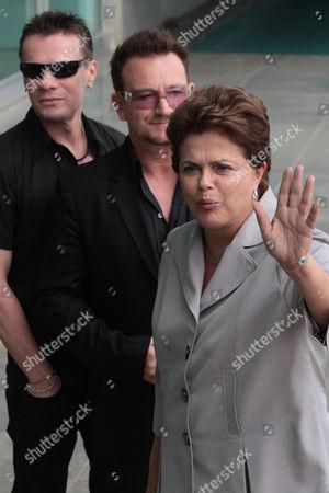 Editorial picture of Brazil U2, Brasilia, Brazil