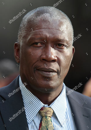 Joel Garner West Indian former cricketer Joel Garner poses for the photographers as he arrives for the European premiere of the 'Fire in Babylon' film at a central London's cinema, . The film charts the rise of the West Indies Cricket team in the 70's and 80's