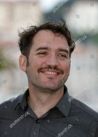 Cristian Jimenez Director Cristian Jimenez poses during a photo call for Bonsai at the 64th international film festival, in Cannes, southern France