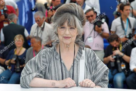 Christiane Kubrick Actress Christiane Kubrick poses during a Cinema Masterclass photo call at the 64th international film festival, in Cannes, southern France
