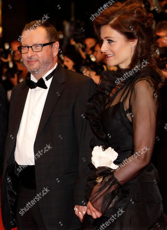Editorial photo of France Cannes Melancholia Premiere, Cannes, France