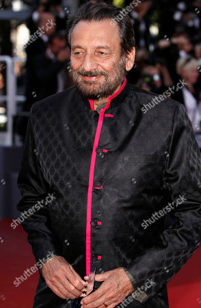 Shekhar Kapur Director Shekhar Kapur arrives for the screening of The Tree of Life at the 64th international film festival, in Cannes, southern France