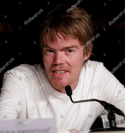 Rory Stewart Kinnear Actor Rory Stewart Kinnear speaks during a press conference for We Need to Talk About Kevin, at the 64th international film festival, in Cannes, southern France