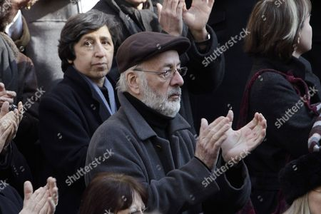 Editorial photo of France Obit Girardot, Paris, France