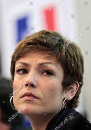 Chantal Jouanno France's sports minister Chantal Jouanno looks on during a press conference, Tuesday May, 10, 2011 in Paris. Jouanno cleared national team coach Laurent Blanc of discrimination claims on Tuesday. Blanc and football federation colleagues allegedly discussed whether to curb training academy access for young French players of dual nationality, many of them black and Arab, but Jouanno said no anti-discrimination laws were broken