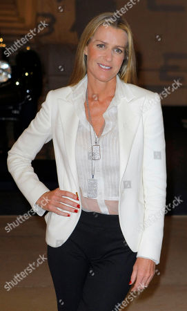 India Hicks Former British model India Hicks attends the Gala dinner of Automobile Ralph Lauren car collection exhibited in Paris, . The American fashion designer presented a selection of 17 sports cars for the first time ever in Europe