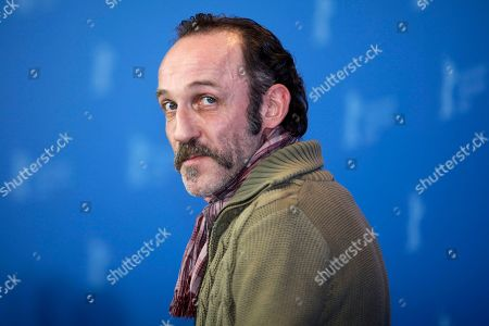 Karl Markovics Actor Karl Markovics attends a photo-call about the movie Unknown at the International Film Festival Berlinale in Berlin on