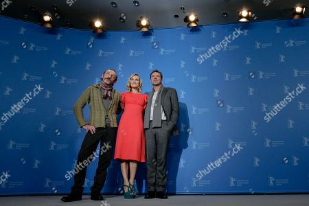 Karl Markovics, Diane Kruger, Sebastian Koch Actors Karl Markovics, Diane Kruger and Sebastian Koch, from left, attend a photo-call for the movie Unknown at the International Film Festival Berlinale in Berlin on