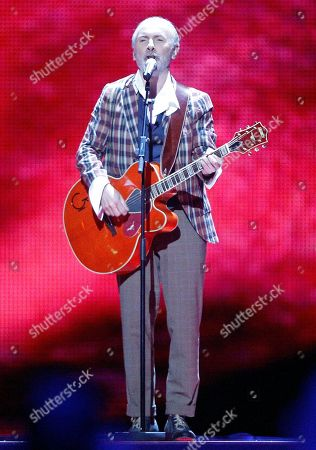 Dino Merlin Dino Merlin of Bosnia performs the song 'Love In Rewind' during the rehearsal for the second semifinal of the Eurovision Song Contest (ESC) in Duesseldorf, Germany, . The final of the ESC will be held on Saturday
