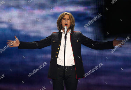 Editorial picture of Germany Eurovision Song Contest, Duesseldorf, Germany