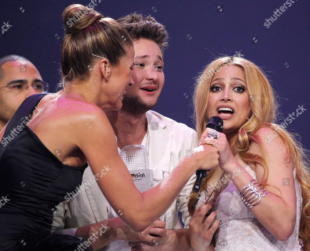 Editorial photo of Germany Eurovision Song Contest, Duesseldorf, Germany