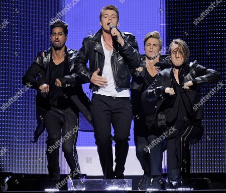 Alexey Vorobyov Alexey Vorobyov performs for Russia during a dress rehearsal prior to the first semifinal of the Eurovision Song Contest (ESC) in Duesseldorf, western Germany, . The final of the ESC 2011 is to take place in Duesseldorf on Saturday, May 14
