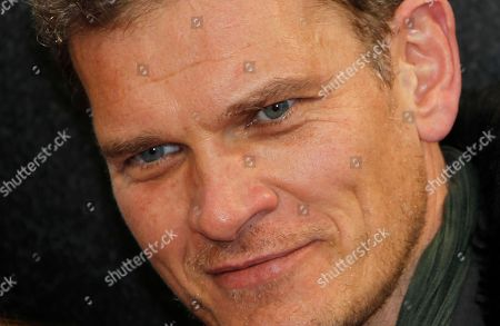 Goetz Otto German actor Goetz Otto poses during a photocall on the red carpet for the German premiere of Pirates of the Caribbean: On Stranger Tides, southern Germany, on