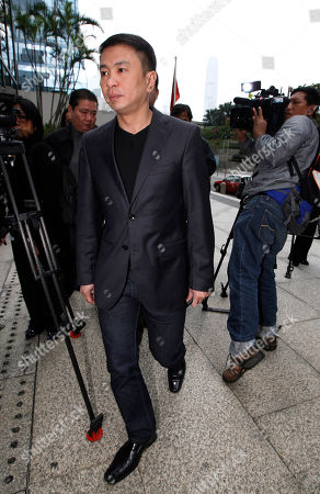 "Ronald Singson Philippine Rep. Ronald Singson, the son of Luis ""Chavit"" Singson, a provincial governor in the Philippines, arrives at the Hong Kong's District Court . Singson was allegedly caught with cocaine at the Hong Kong airport in last July"