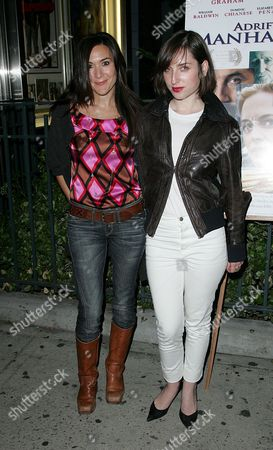 Nadia Dajani and Zoe Lister Jones