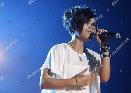 Bibi Zhou Chinese singer Bibi Zhou performs during the Asian Music Festival 2011 in Kuala Lumpur, Malaysia, early