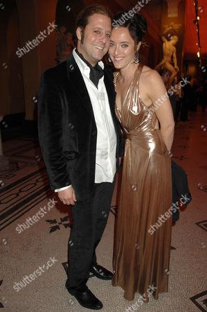 Alice Temperley and husband Lars von Bennigsen