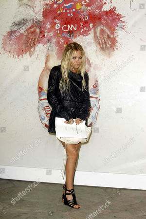 Editorial image of 'Impure Idols' exhibition by Antony Micallef in Hollywood, Los Angeles, America - 18 Sep 2007