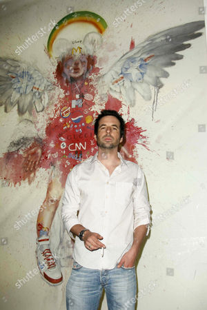 Stock Picture of Antony Micallef