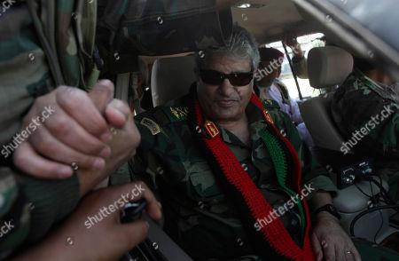 Editorial photo of Mideast Libya, Brega, Libya