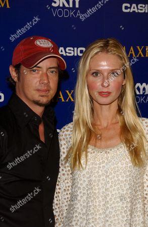 Jason London and Vanessa Branch