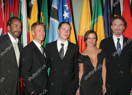Tim Reid, Zack Ward, Marco Kreuzpaintner, Kate del Castillo, Kevin Kline