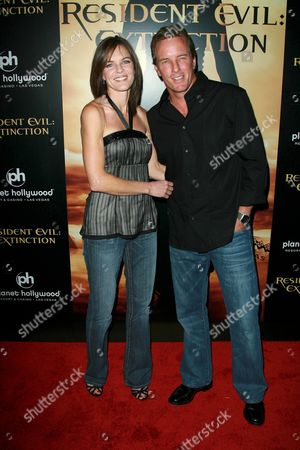 Susan Walters and husband Linden Ashby