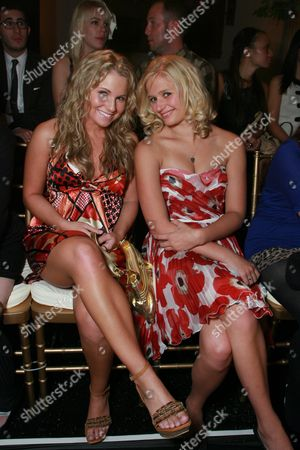 Ashley Rose and Carly Schroeder