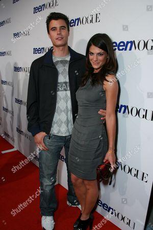 Ryan Sypek and Genevieve Cortese