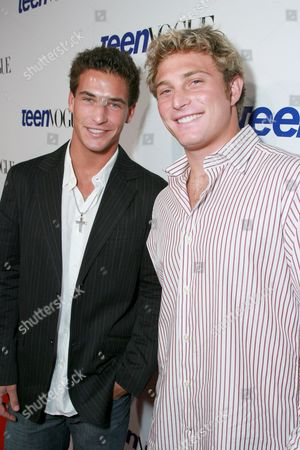 Editorial image of Teen Vogue Young Hollywood Party at Vibiana, Los Angeles, America  - 20 Sep 2007