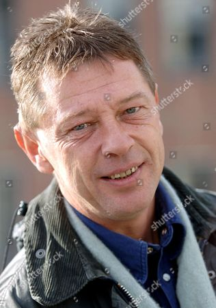 DJ Andy Kershaw at the Deputy High Bailiff's Court, where he pleaded guilty to drink-driving and breaching a restraining order banning him from approaching his ex-girlfriend Juliette Banner