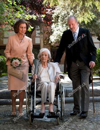 Editorial image of Spain Cervantes Prize, ALCALA DE HENARES, Spain