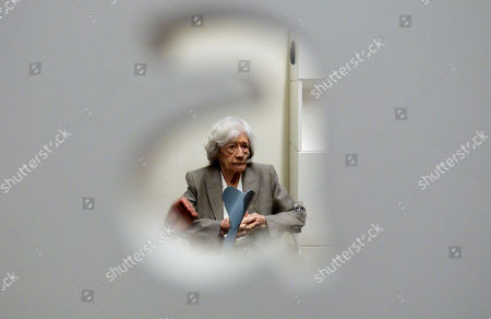 Ana Maria Matute Spanish author Ana Maria Matute waits behind a screen before giving a news conference at the National Museum in Madrid . Matute will be presented with Spain's 2010 Cervantes Prize, the Spanish-speaking world's top literary honor, Wednesday. Matute, 85, is ranked as one of the country's best post-Civil War writers. Her work often centers on that conflict, which took place from 1936-39