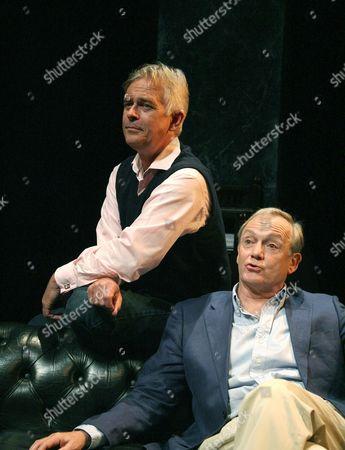 'Life After Scandal' - Philip Bretherton (Jonathan Aitken) Bruce Alexander (Craig Murray)