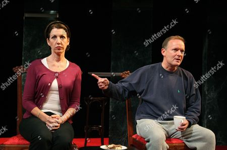 Editorial picture of 'Life After Scandal' play at the Hampstead Theatre, London, Britain - Sep 2007