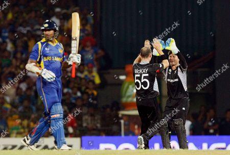 Editorial photo of Sri Lanka Cricket WCup Sri Lanka New Zealand, Colombo, Sri Lanka