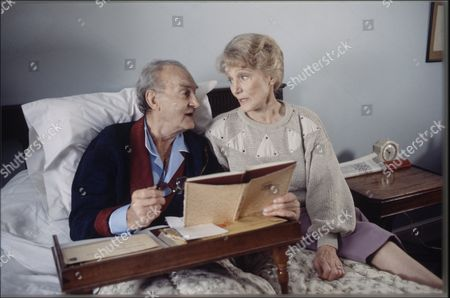 Maurice Denham and Constance Cummings in  'Love Song' - 1985
