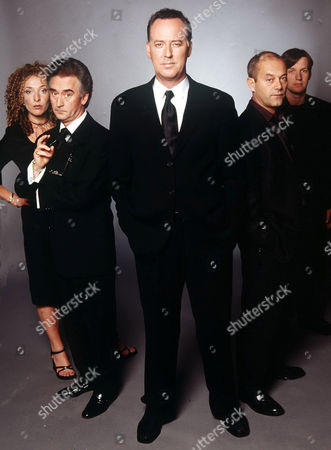 'Bob Martin' - 2000 - Tracey Ann Oberman, Denis Lawson, Michael Barrymore, Keith Allen and Marshall Lancaster.