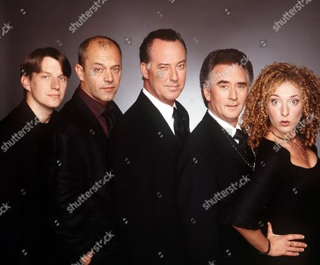 'Bob Martin' - 2000 - Marshall Lancaster, Keith Allen, Michael Barrymore, Denis Lawson and Tracey Ann Oberman.