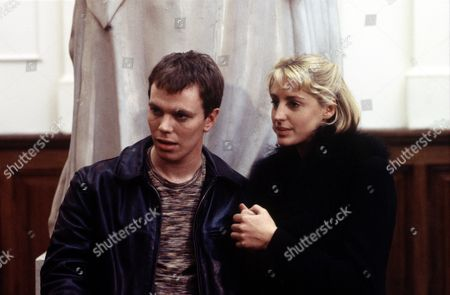 Ricci Harnett  and Flora Montgomery  in 'A Certain Justice' - 1998